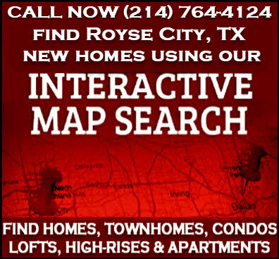 Royse City, TX New Construction Homes For Sale